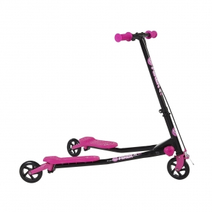 Yvolution Fliker Air A1 розовый