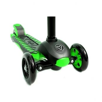 Yvolution Glider XL Deluxe зеленый