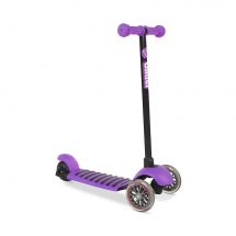 Yvolution Glider Deluxe фиолетовый