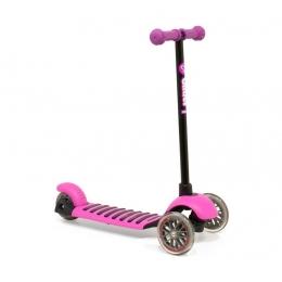 Yvolution Glider Deluxe розовый