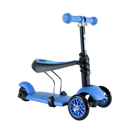 Yvolution Glider Seat 3 в 1 синий
