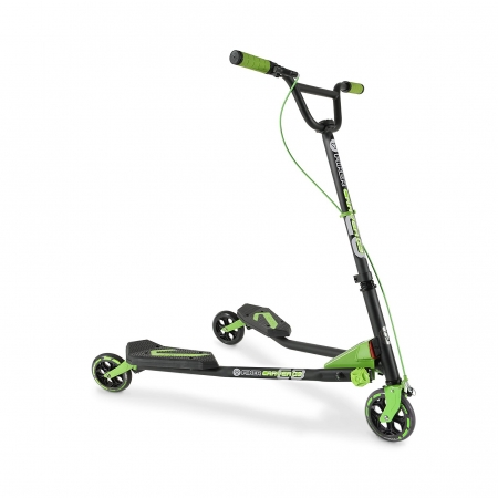 Yvolution Fliker Carver C3 зеленый