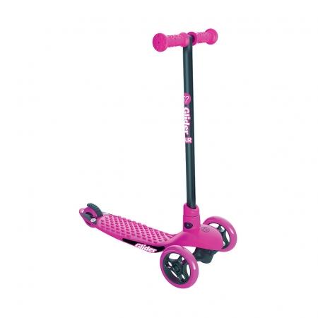 Yvolution Glider Air розовый