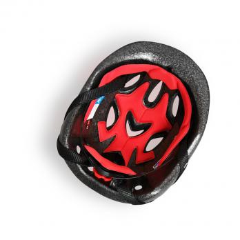Шлем Sport черно-красный (50-56)