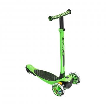 Yvolution Glider XL черно-зеленый