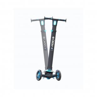 Yvolution Glider XL Deluxe черно-синий 2019