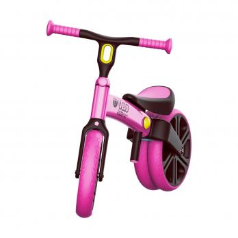 Yvolution Velo Junior розовый
